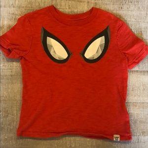 Gap Marvel Spider Man Shirt Size 3